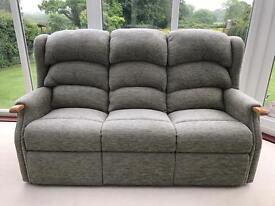 HSL Comfort sofa - immaculate condition