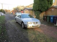 Rover 75 Connoisseur CDTI Manual Tourer 2004 MOT May
