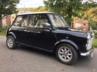 1989 Rover Mini City 1000 (Black)