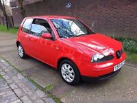 SEAT AROSA 1.4 AUTOMATIC ONLY 42000 MILE SERVICE HISTORY