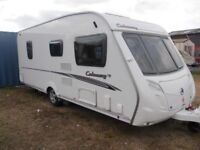 2008 Swift Colonssy fixed bed motor mover 4 berth & accessories