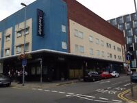 Office/Shop/Cafe unit in Newport under Travelodge