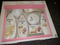 Dove skin care gift pack for ladies