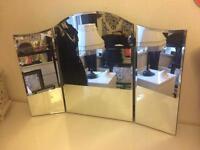 NEXT dressing table mirror