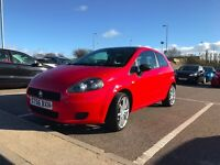 Fiat Punto 1.2 One year MOT