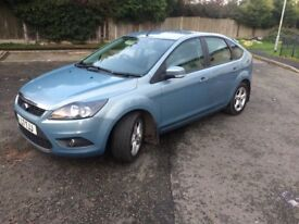 09 plate ford focus Comes with private plate (£1500) or nearest offer