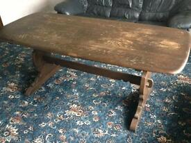 Ercol Refectory Dining Room Table