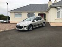 2008 Peugeot 308 1.6 HDi S 5d very economical ++only 78k miles
