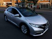Honda Civic 1.8 ivetec EX GT (2012), 13k on clock