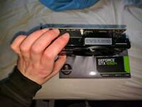 EVGA GTX 1050 Ti (barely used) *OPEN TO OFFERS*