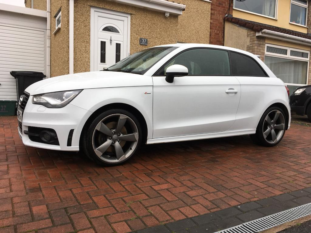 audi a1 s-line black edition | in stockwood, bristol | gumtree