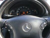 Mercedes-Benz C Class C220 Diesel (Automatic)