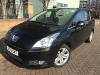 MPV 7 Seater, XL PCO cars For Rent/Hire, Galaxy, Peugeot 5008, Sharan £150 a week.