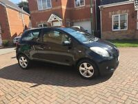 TOYOTA YARIS 1.3 AUTOMATIC, MILEAGE 37000, FULL SERVICE HISTORY, MOT MAY 2018, HPI CLEAR