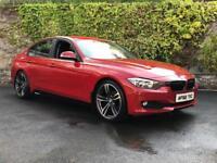 BMW 3 SERIES 320D F30 2012 EFFICIENT DYNAMICS M-Performance Styling £45 PER WEEK a4 c220 330d 520d