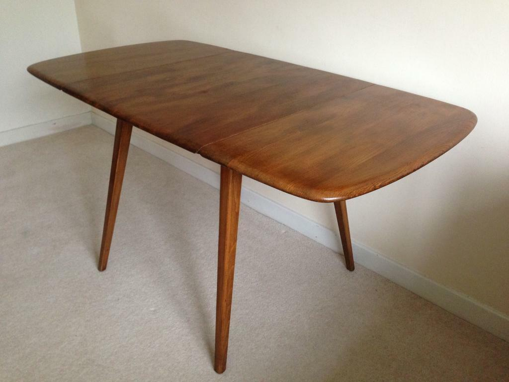 Ercol Plank Extending Dining Table Dining Tables Ideas