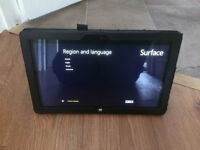 Microsoft surface 1 Tablet 32gb. good order, factory reset and ready to go. with case and charger.