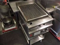 CATERING COMMERCIAL CHARCOAL GRILL TAKE AWAY CHICKEN FAST FOOD GRILL CUISINE KITCHEN CAFE SHOP KEBAB