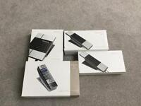 Jacob Jensen Phones - Collection of 4 Brand new in boxes
