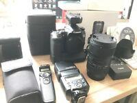 Canon 70D + SIGMA ART 18-35mm F1.8 DC + Canon Speedlite 430EX II + battery gripp