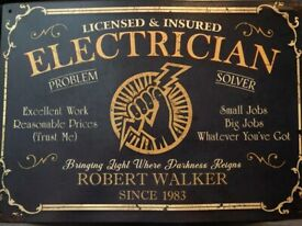 Your Local Electrician - Domestic and Commercial