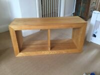 Wooden tv stand/table unit