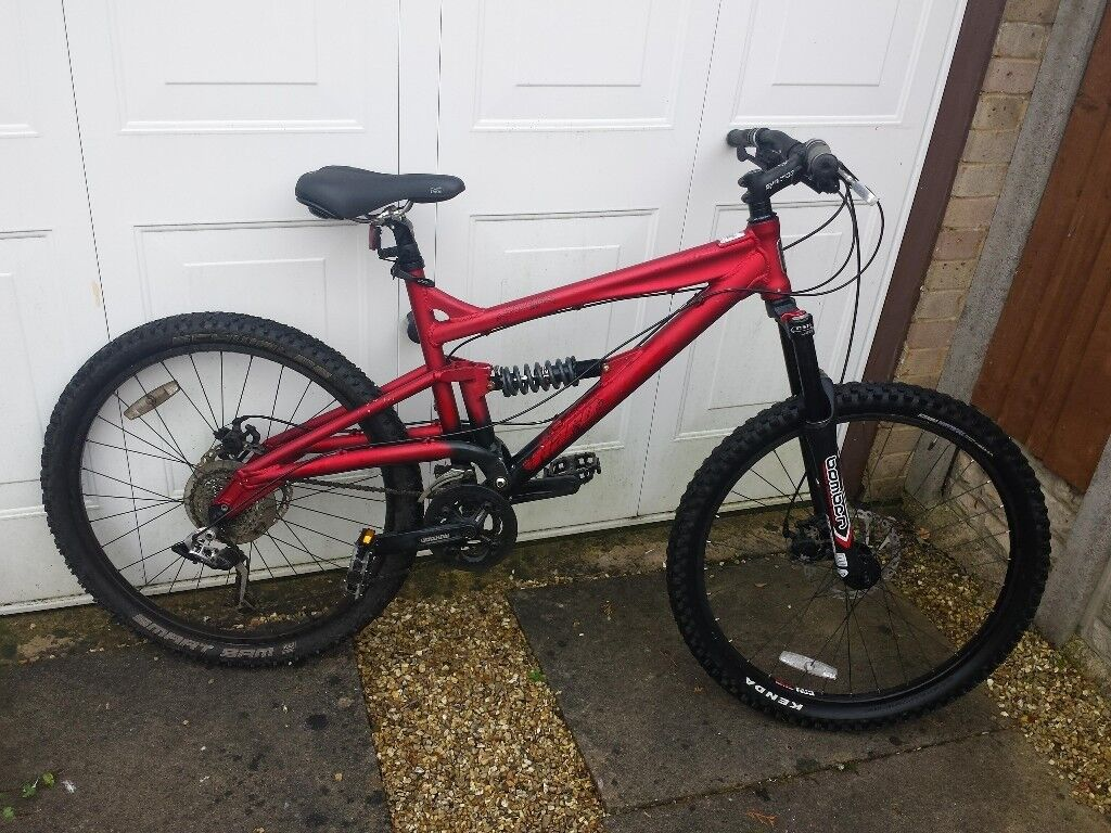 Dual Suspension Haro Mtb >> Haro Extreme X6 All Mountain Full Suspension In Longlevens Gloucestershire Gumtree