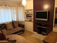 Double room in 2 bed flat