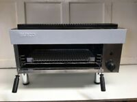 *************Burco Salamander gas grill ************* Catering, kitchen, heavy duty.