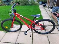 Orbea MX 24 inch wheel bike