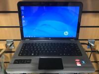 Cheap HP dv6 Laptop i5 Quad Core 4Gb Ram 320GB HDD HDMI DVD-RW