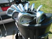 Maxfli a10 irons