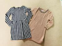 Girls dresses immaculate condition 7-8 Years