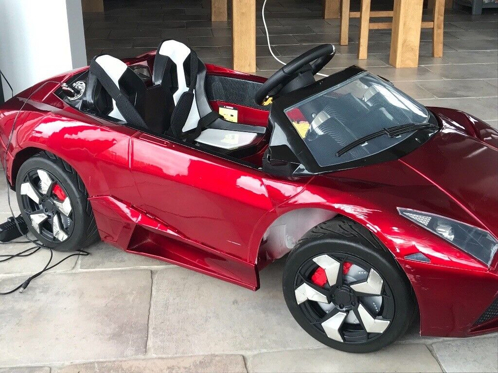 Electric Car Lamborghini In Portadown County Armagh Gumtree