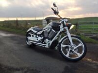 """Victory Vegas Jackpot Motorcycle 2011 with Private Reg Plate included """"BIG VEGAS"""""""