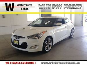 2012 Hyundai Veloster SUNROOF|HEATED SEATS| 125 262 KMS
