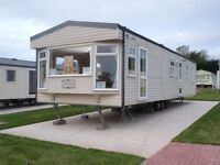 2004 Cosalt Balmoral static caravan for sale at Chesterfield Country Park in Berwicksire