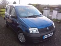 Fiat Panda 1.1 Active 2005 - In good condition 12 Months MOT