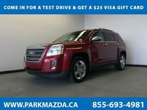 2013 GMC Terrain SLT-2, Heated Seats, Sunroof, Pioneer Stereo,