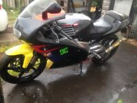 Aprilia rs125 rs 125 FULL POWER very fast bike