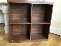 URGENT!!! 1 x cube book shelf now only £5!