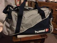 Large Hummel hold-all