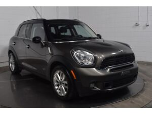 2014 MINI Cooper Countryman S AWD MAGS TOIT BLUETOOTH