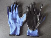 Cobra Protective Gloves Blue & Black One Size New