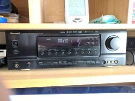 Sherwood rd-7106r 5.1 cinema dts amplifier