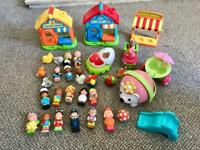 Children's toys (various)