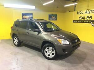 2011 Toyota RAV4 4WD ~ POWER OPTIONS ~ CERTIFIED & E-TESTED ~