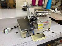 Sunstar overlock sewing machine
