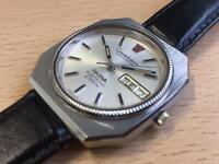 1973 Omega Constellation Chronometer f300Hz tuning fork watch