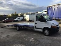 2008 Renault master 2.5 dci 120 bhp 6 speed lightweight aluminium recovery excellent condition